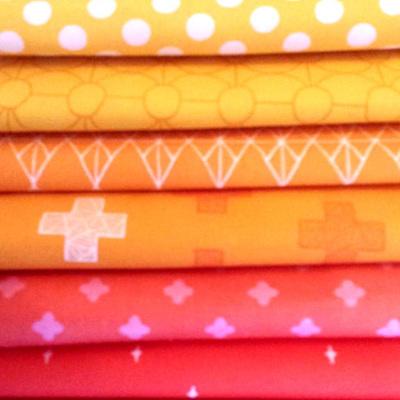 Fabric Fix 10 Pack  - Sunrise