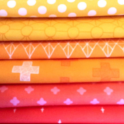 Fabric Fix 10 Pack  - Sunrise