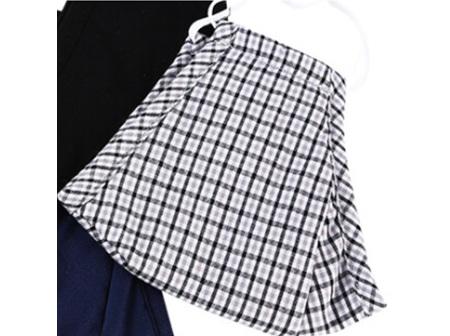 Fabric Mask Tartan with Carbon Filter Adult