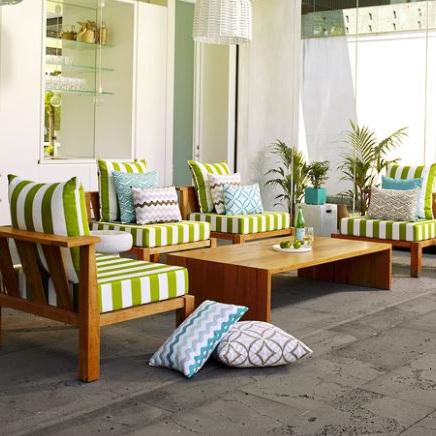 Fabrics - Indoor & Outdoor