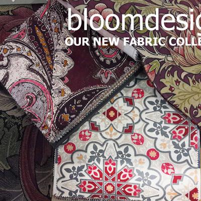 Fabrics: Upholstery, Drapery & Accessories