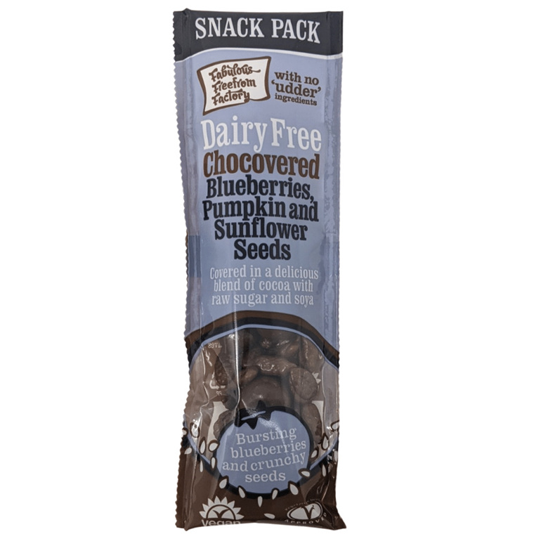 Fabulous Freefrom Factory Chocovered Snack Pack