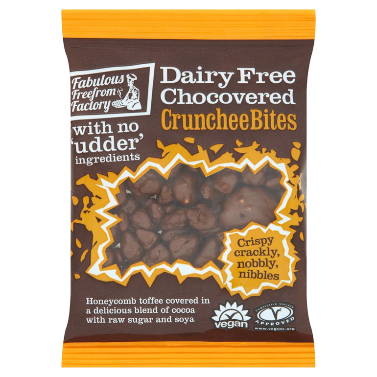 Fabulous Freefrom Factory Crunchee Bites
