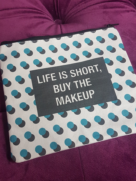 Face it Cosmetic Bag - Buy the makeup