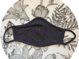 Face Mask Charcoal Grey