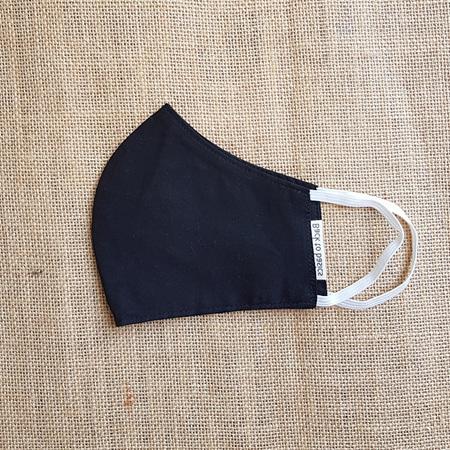 Face Mask Medium Black