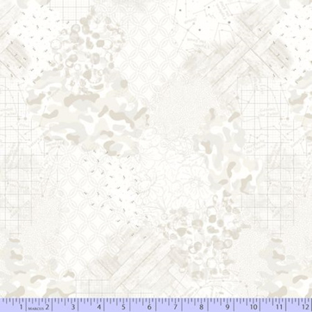 Faded White 0774-0145