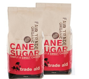 Fair Trade Organic Sugar 5kg