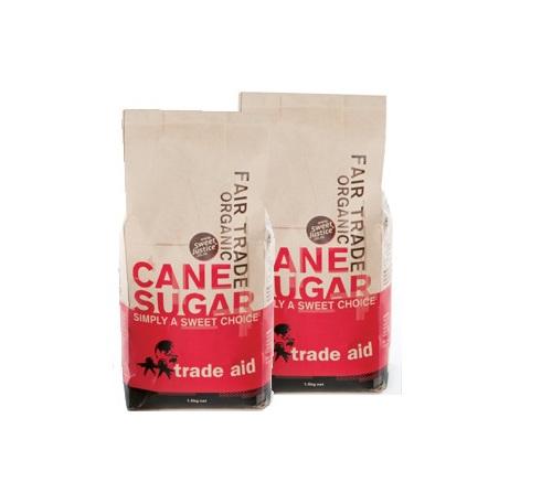 Fair Trade Organic Sugar 5kg