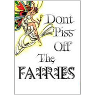 Fairies Fridge Magnet