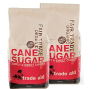 Fairtrade Organic Sugar 10kg
