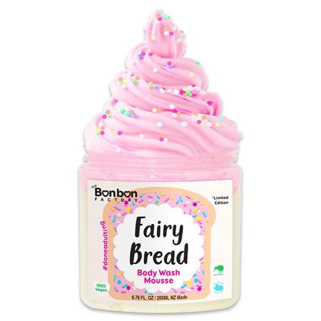 Fairy Bread Body Wash Mousse