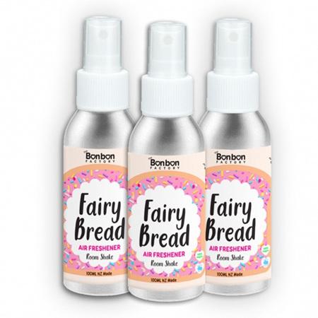 Fairy Bread Room Shake