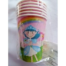 Fairy Garden Party Cups