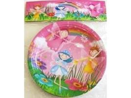 Fairy Garden Party Plates