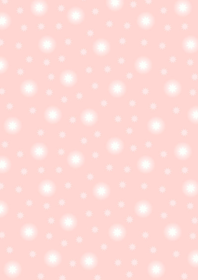 Fairy Nights Pale Pink Starry Sky A404.1