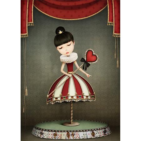 Fairy Queen Decoupage Paper by Mint