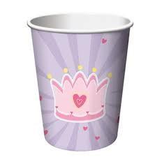 Fairytale Princess Cups
