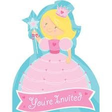 Fairytale Princess Party Range
