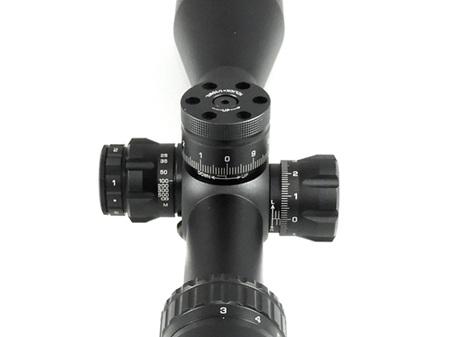 Falcon Optics S18i 3-18x50i rifle scope - illuminated B24 reticle