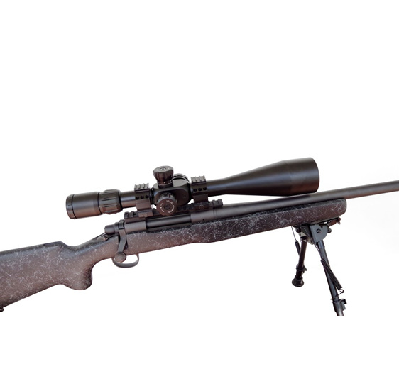 Falcon Optics T50 10-50x 60mm rifle scope