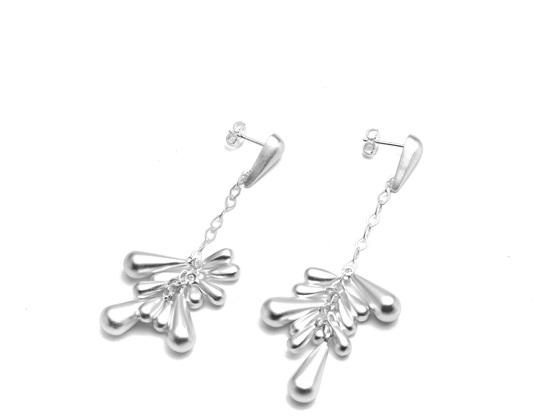 Falling Water Dangle Earrings
