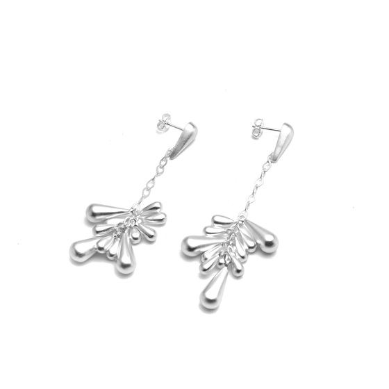 Falling Water Dangle Earrings