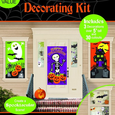 Family friendly scary value pack