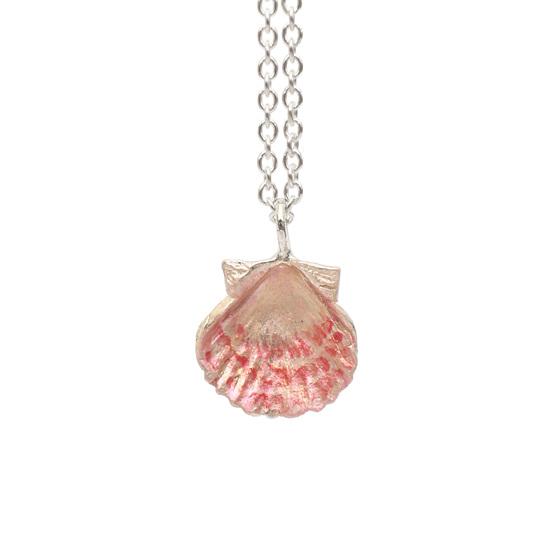 Fan Shell Necklace