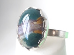 Fancy Jasper Ring