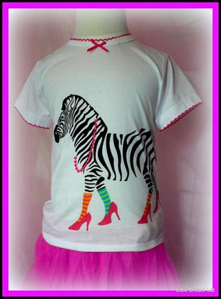 """""""Fancy Zebra"""""""
