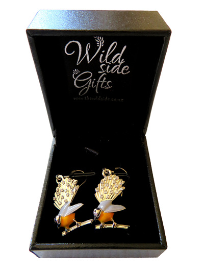 Fantail Earrings