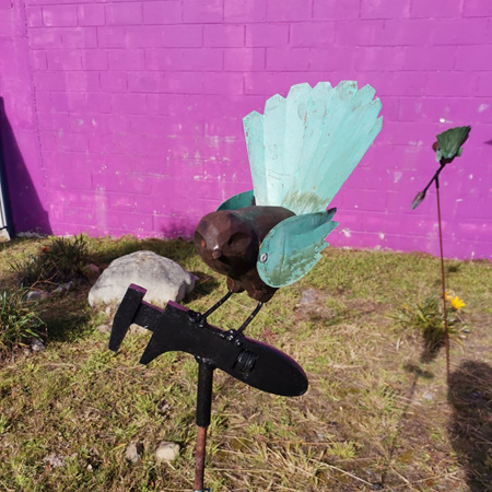 Fantail on Spanner