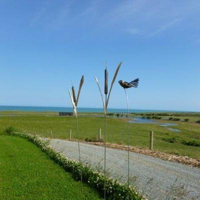 Fantail / Piwakawaka Wands