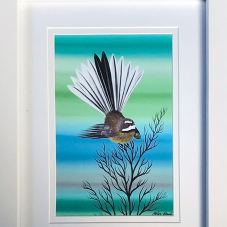 Fantail - small frame