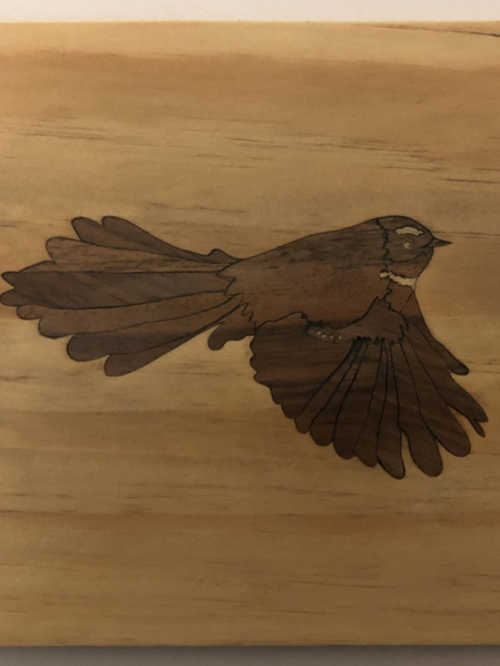 Fantail Wood Tile