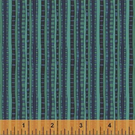 Fantasy Parakeet Ladder Stripe 512937