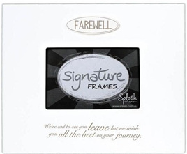 Farewell Frame - Splosh