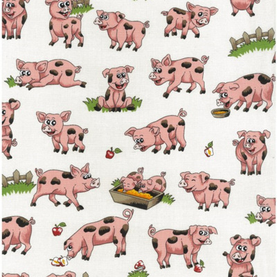 Farm Fun - Pigs