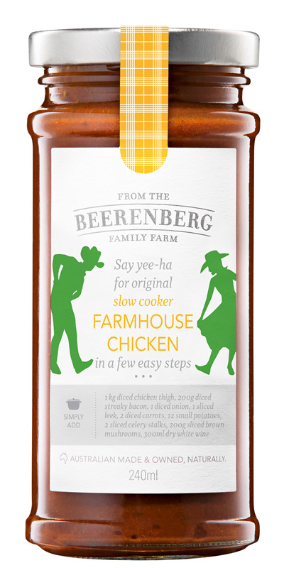 Farmhouse Chicken - 240ml