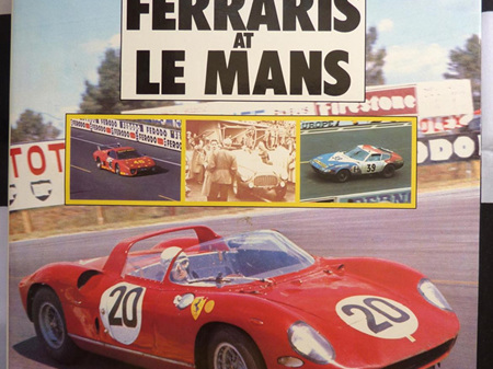 Farraries at Le Mans by Dominique Pascal