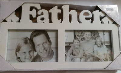 Father Double Frame