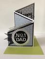 Father's Day Card - Tri-Fold Card