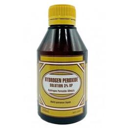 FAULDING HYDROGEN PEROXIDE 3% 200ML