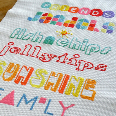 My Favourite Summer Things - Personalised