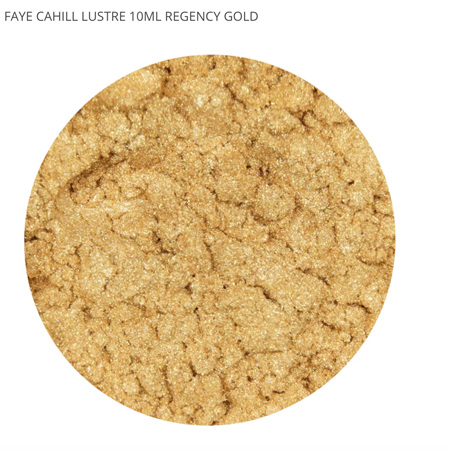 FAYE CAHILL LUSTRE DUSTS - GOLD