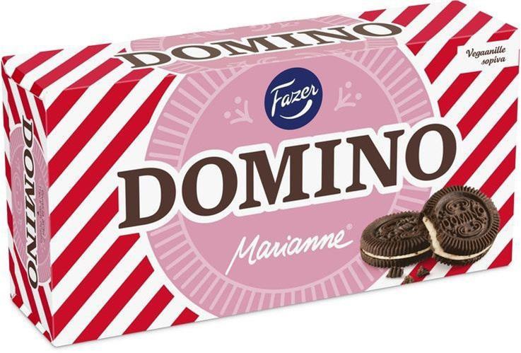 Fazer Marianne Domino Cookies