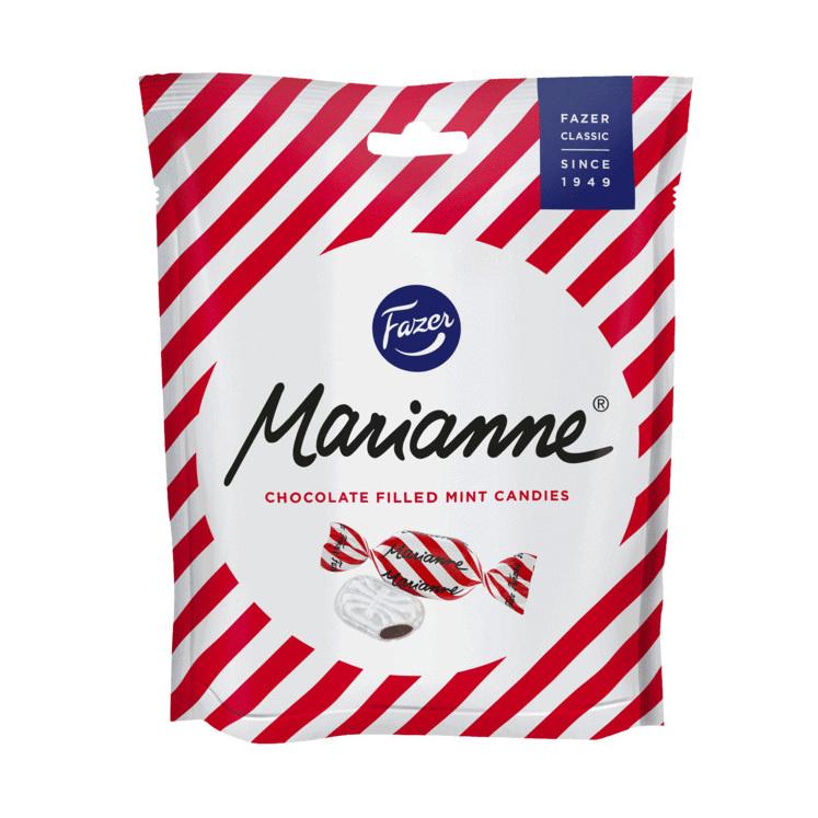 Fazer Marianne Peppermint Pralines 120g