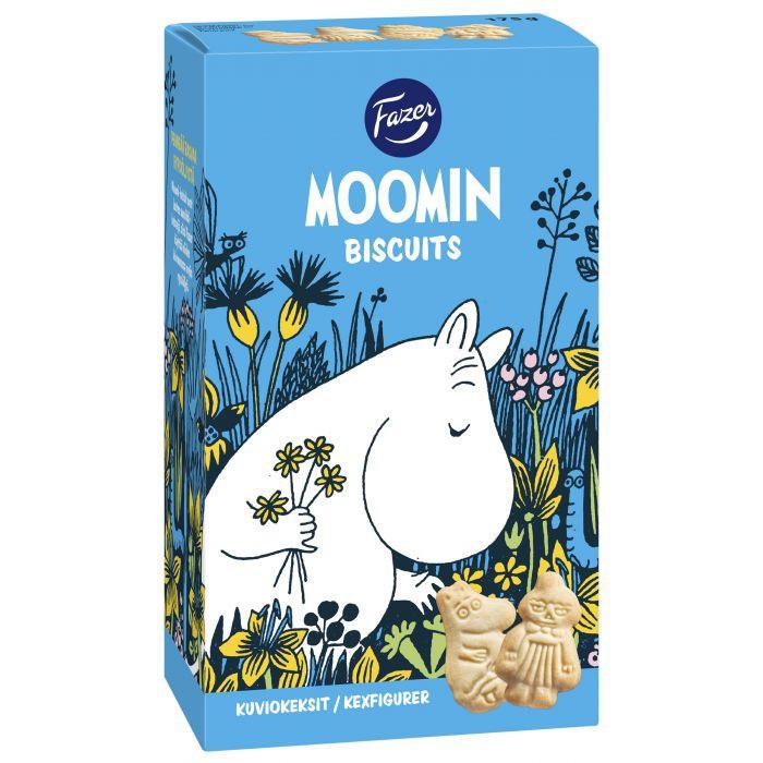 Fazer Moomin Biscuits 175g
