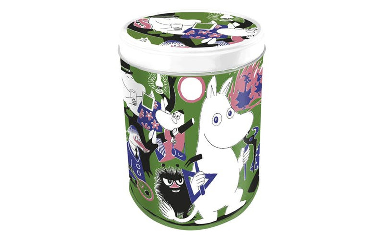 Fazer Moomin Limited Edition Biscuit Tin 175g